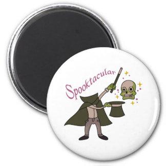 Spooktacular Magic Magnet
