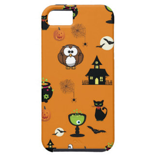 Spooky and Fun Halloween Collage iPhone SE/5/5s Case