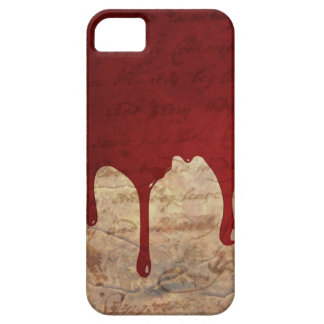 Spooky Blood Drip iPhone SE/5/5s Case