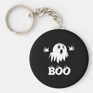 """Spooky Boo"" Keychain"