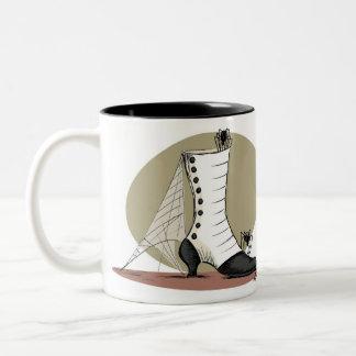 Spooky Boot Halloween Mug