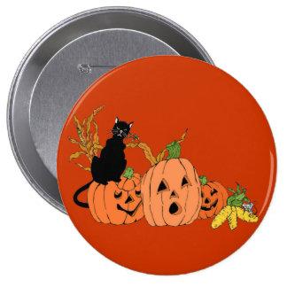 Spooky Cat Pin