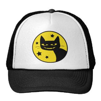 Spooky Cat Trucker Hat