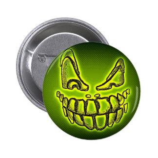 Spooky creeper Button