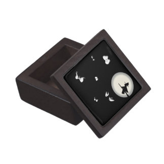 Spooky Eyes Halloween Premium Gift Box