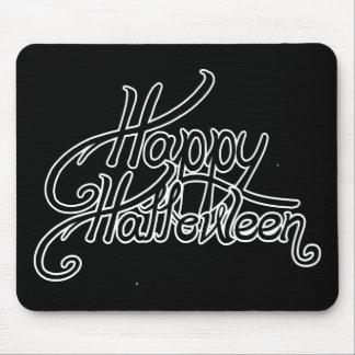 Spooky Festive Happy Halloween Mousepad