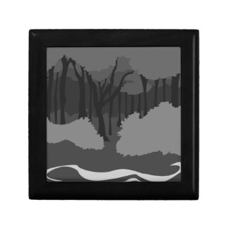 Spooky Forest Gift Boxes