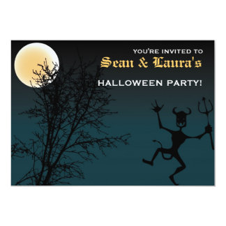 Spooky Fun! Custom Invite