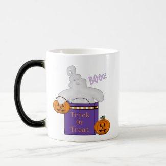 Spooky Ghost Boo Mug mug
