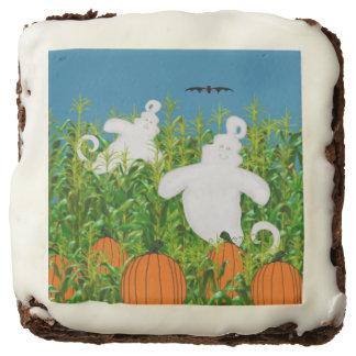 Spooky Ghost Brownie