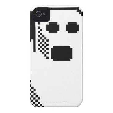 Halloween Themed Spooky Ghost Case-Mate iPhone 4 Case