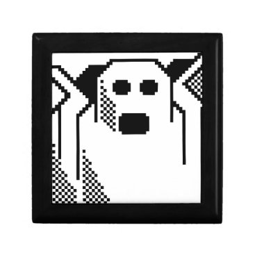 Halloween Themed Spooky Ghost Gift Box