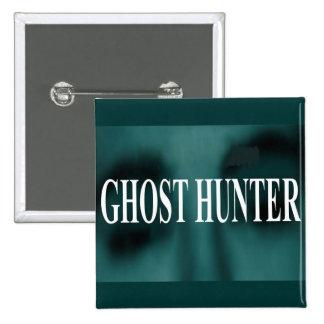 Spooky Ghost Hunter Pin