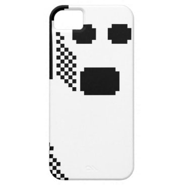 Halloween Themed Spooky Ghost iPhone SE/5/5s Case