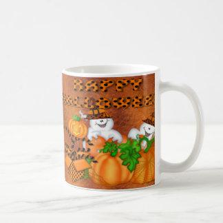 Spooky Ghost Mug