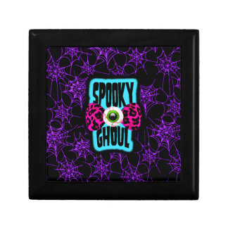 Spooky Ghoul Jewelry Box