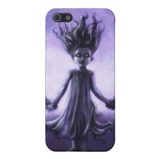 Spooky Girl 1 iPhone 5 Cover