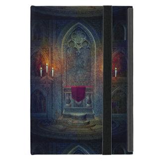 Spooky Gothic Interior Architecture Case For iPad Mini