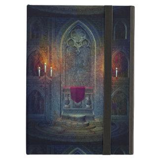 Spooky Gothic Interior Architecture iPad Air Cases