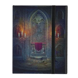 Spooky Gothic Interior Architecture iPad Folio Cases