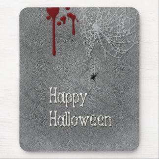Spooky Gravestone Halloween - Mousepad