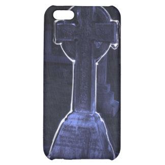 spooky graveyard case for iPhone 5C