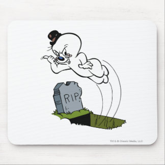 Spooky Graveyard Mouse Pad