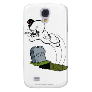 Spooky Graveyard Samsung Galaxy S4 Cover