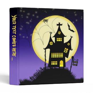 Spooky Halloween 1 Binder