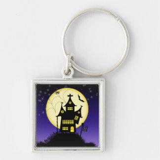 Spooky Halloween 1 Keychain