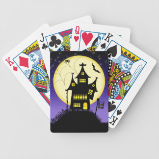 Spooky Halloween 1 Playing Cards