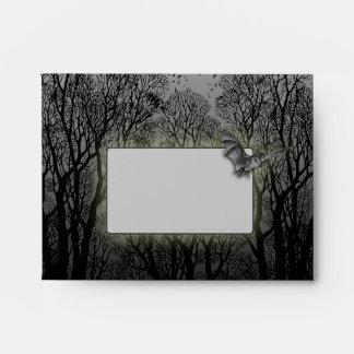Spooky Halloween A2 Envelopes