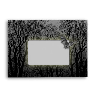 Spooky Halloween A6 Envelopes
