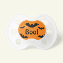 Spooky Halloween baby pacifier for newborn child