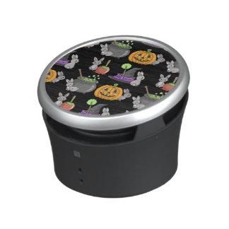 Spooky Halloween Bunnies Bluetooth Speaker