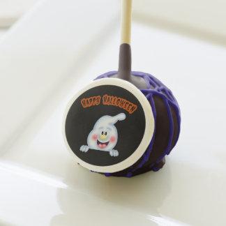 Spooky Halloween Cake Poo Cake Pops