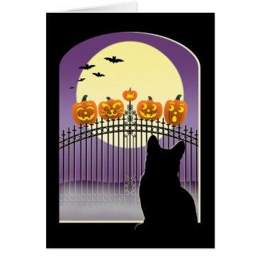 lamessegee Spooky Halloween Card