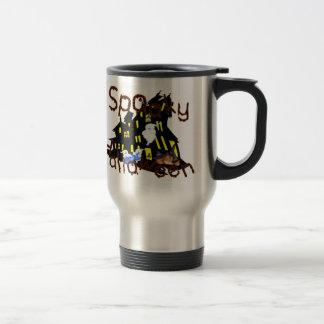 Spooky Halloween Coffee Mugs
