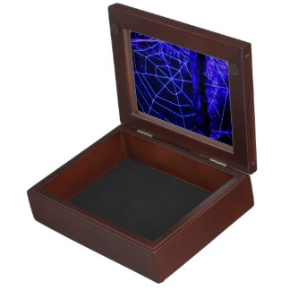 Spooky Halloween Forest Memory Boxes
