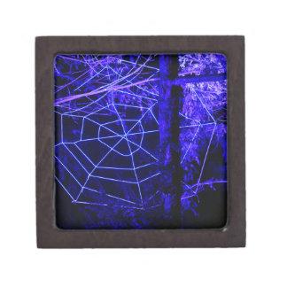 Spooky Halloween Forest Premium Keepsake Boxes
