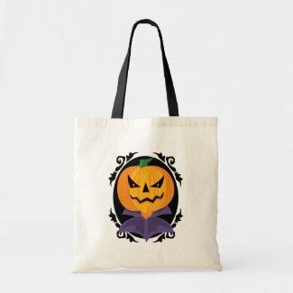 Spooky Halloween Jack-o-Lantern Trick Or Treat Bag bag