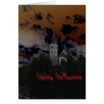 Spooky Halloween Night Cards