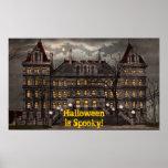 Spooky Halloween Poster