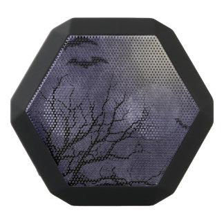 Spooky Halloween Prints Black Bluetooth Speaker