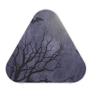 Spooky Halloween Prints Bluetooth Speaker