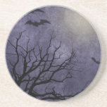 Spooky Halloween Prints Coasters