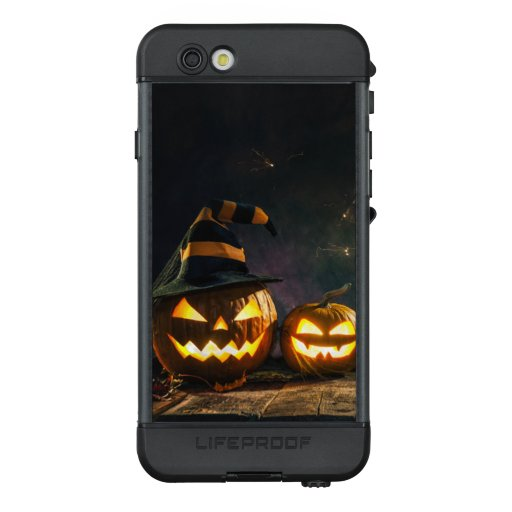 Spooky Halloween, Spooky Hellos    LifeProof NÜÜD iPhone 6s Case
