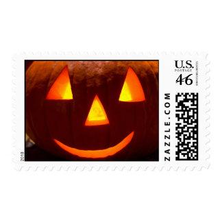 Spooky Halloween Stamps