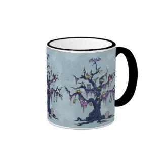 Spooky Halloween Tree Coffee Mug