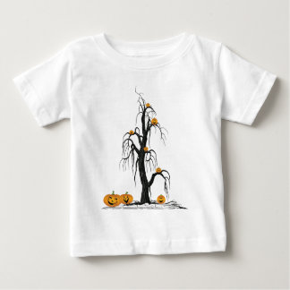 Spooky Halloween Trees Infant T-shirt